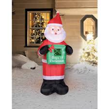 decorations walmart inflatables clearance christmas ornaments