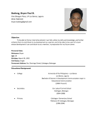 how do you format a resume format resume exles best exle resume cover letter