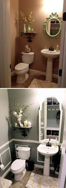 ideas for small bathrooms makeover best 25 small bathroom makeovers ideas on small