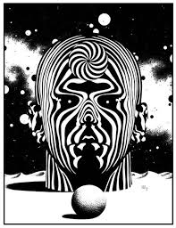 imagen blanco y negro en illustrator drawings by french cartoonest and illustrator philippe caza caza