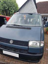 vw t4 campervan 1 9 tdi dielsel manual pop top heated leather