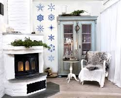 A Plus Fireplaces by Living Room Christmas Fireplace Decorations Are A Plus Of