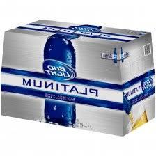 12 bud light price bud light platinum beer 18 pack 12 fl oz walmart com bud light
