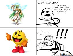 Pac Man Meme - pac man is in super smash bros by rabbidlover01 on deviantart