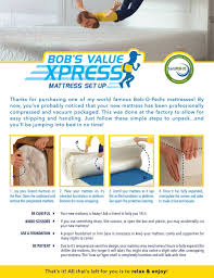 bob u0027s value express mattress set up bob u0027s discount furniture