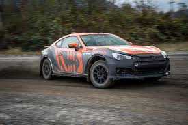 subaru drift car dirtfish not your ordinary driving