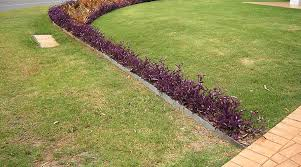 Metal Flower Bed Edging Metal Or Plastic Landscape Edging Ortega Lawn Care