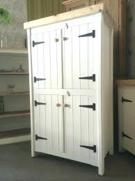 free standing kitchen pantry cabinets free standing kitchen pantry kulfoldimunka club