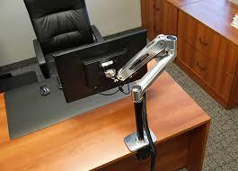 Lx Hd Sit Stand Desk Mount Lcd Arm Ergotron 45 360 026 Lx Sit Stand Desk Mount Lcd Arm
