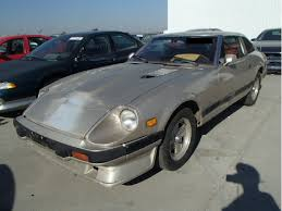 nissan datsun 1982 1982 datsun 280 zx donated to hospice of the foothills car