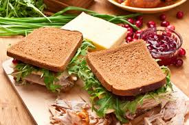 thanksgiving leftovers the classic turkey sandwich