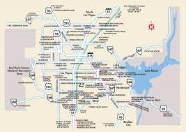 map of areas and surrounding areas las vegas surrounding areas nevada map las vegas nv mappery