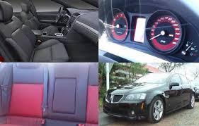 2008 Pontiac G8 Interior 2008 Pontiac G8 Gt Enjoy The 361 Horsepower
