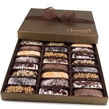 amazon com barnett u0027s holiday gift basket chocolate oreo