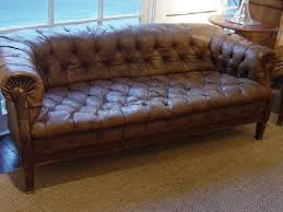 bathtub sofa for sale tufted leather sofa at 1stdibs inside sofas for sale plan 12