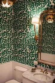 what kind of wallpaper to use in a bathroom brucall com