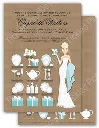 bridal shower gift registry bridal shower gift registry shower invitation bridalshower