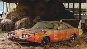 dodge charger for 10000 found in barn vintage dodge charger set to go up for auction