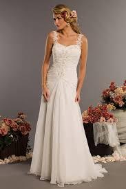 Wedding Dresses With Straps Wedding Gown Straps Vosoi Com