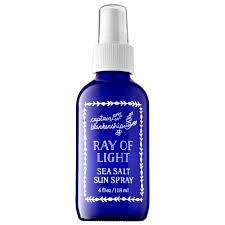 Kitchen Of Light Ray Of Light Sea Salt Sun Spray Captain Blankenship Sephora