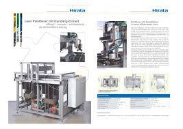 Winkelk Hen Angebote Palettiersystem Lcp Hirata Pdf Katalog Technische Unterlagen