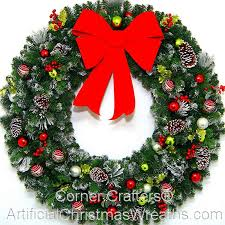 large christmas large christmas wreaths by artificial christmas wreaths