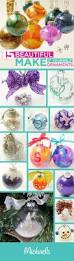 15 diy christmas ornaments ornament decorating and holidays
