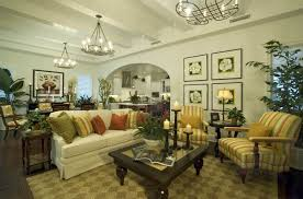 tropical living rooms living room white wall interior by mga