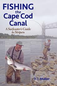 fishing the cape cod canal burford books