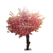 180cm artificial pink cherry tree for wedding entrance dongyi