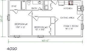 2 bedroom 2 bath floor plans top 20 metal barndominium floor plans for your home