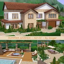 sims 3 family house ideas