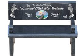 memorial benches memorial benches granite memorial benches cremation benches