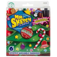 mr sketch scented movie night markers officesupply com