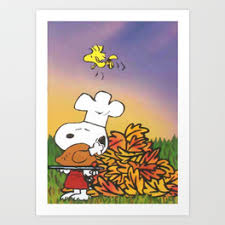 thanksgiving prints society6