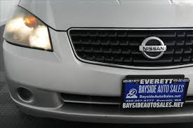 nissan altima for sale wa 2005 nissan altima in washington for sale 48 used cars from 3 024