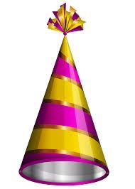 birthday hats birthday hat happy birthday party hats transparent clipart 2