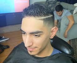 shaved part hair designs men haircuts for men