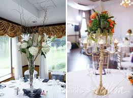 best of 2013 tall reception centerpieces