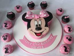 minnie mouse birthday cake and cupcake ideas u2014 fitfru style how