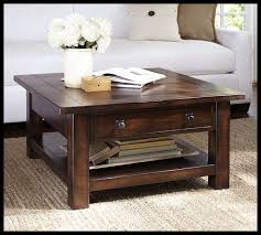 Square Rustic Coffee Table Coffee Table Mahogany Coffee Tables Living Room Mahogany Coffee