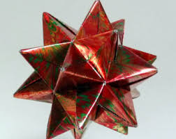 small book ornament ornament origami