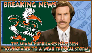 Miami Memes - ron burgundy breaking news meme hurricane meme ron burgundy and