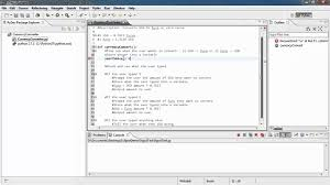 currency converter python making your first python script currency converter youtube