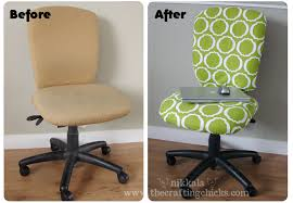 computer chair cover office chair facelift