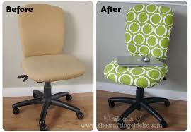 Diy Desk Chair Chair Facelift
