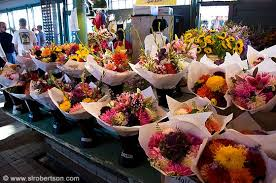 seattle flowers photo of pike place flowers 3 l robertson photography