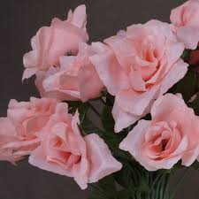 roses wholesale 252 silk open roses wedding flowers bouquets wholesale supply