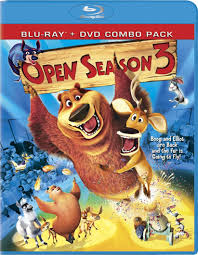 open season 3 blu ray