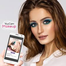 hair and makeup apps l oréal youcam makeup app partner for cannes 2017